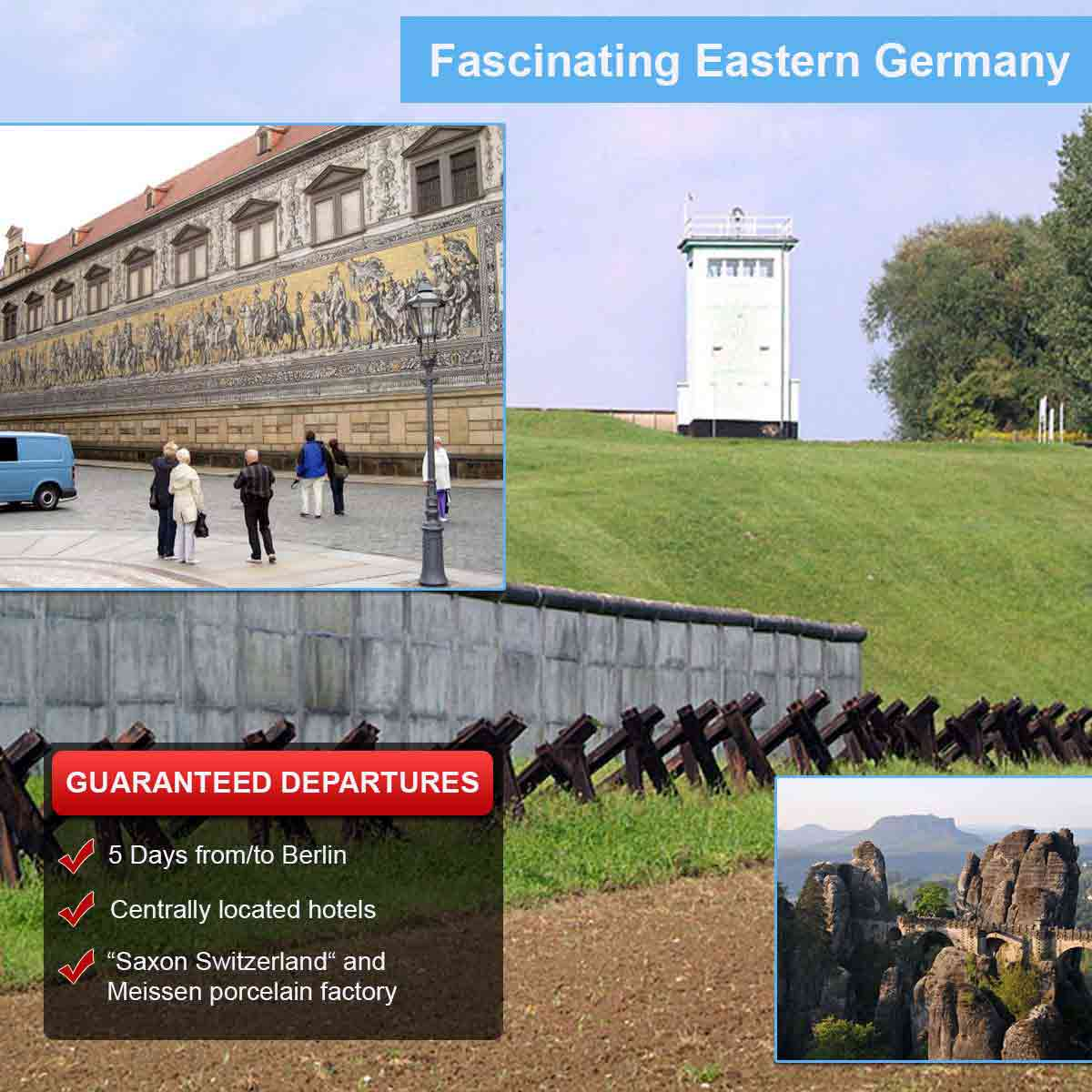 Fascinating Eastern Germany