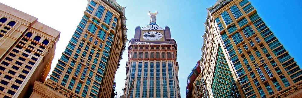 Clock Tower Makkah - Fairmont Clock Tower Hotel - Rehman Travels