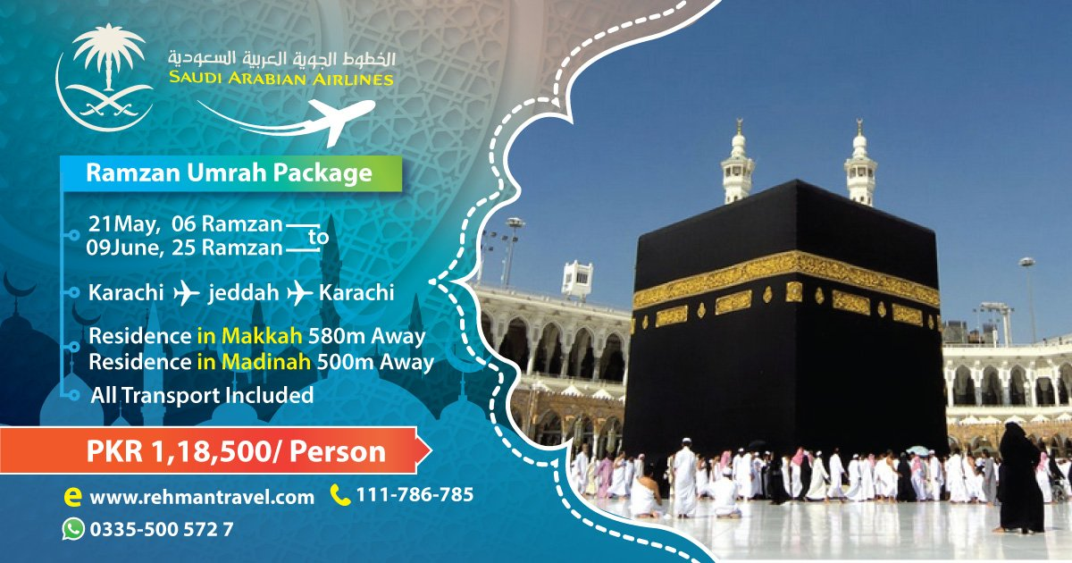 Taqwa Travels Umrah Package