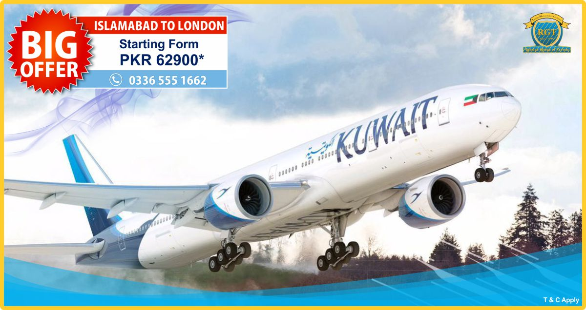 RGT Kuwait Airways Offer