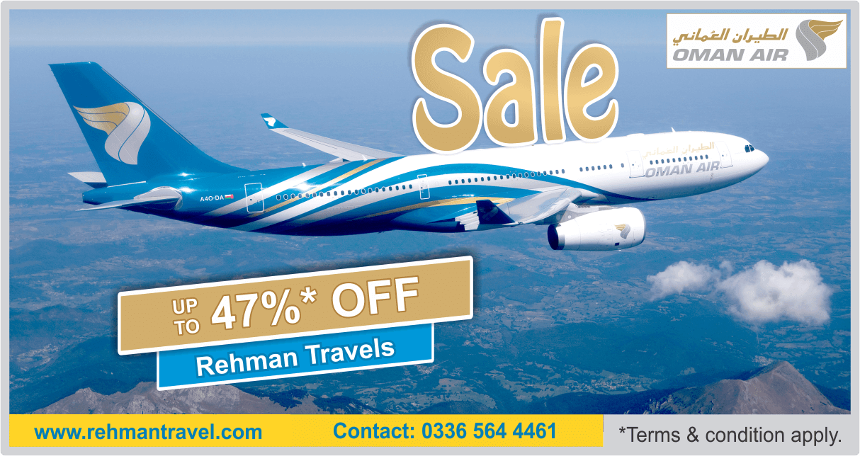 Oman Air Deal