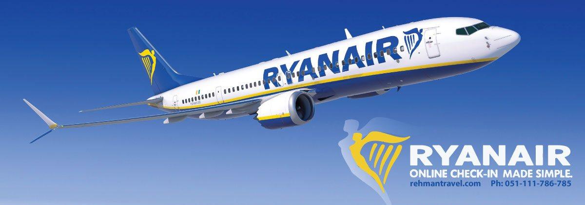 Ryanair Online Booking Ryanair Cheap Flights Ryanair
