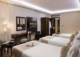 RETAJ AL SAFWA HOTEL 4*  170M