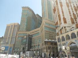 Makkah Millennium Hotel 5* ( Formerly Makkah Hilton Hotel) BB