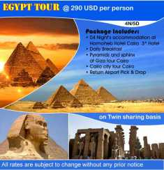 Rehman Travel Egypt tour package