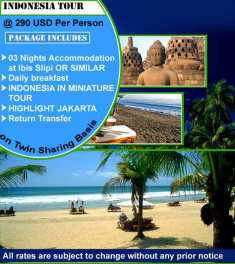 Rehman Travel Indonesia tour package