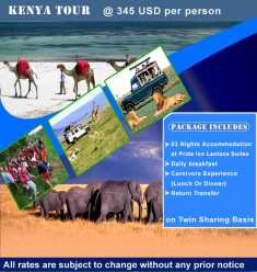 Rehman Travel Kenya tour package