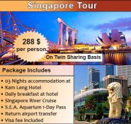 Rehman Travel Singapore Tour Package