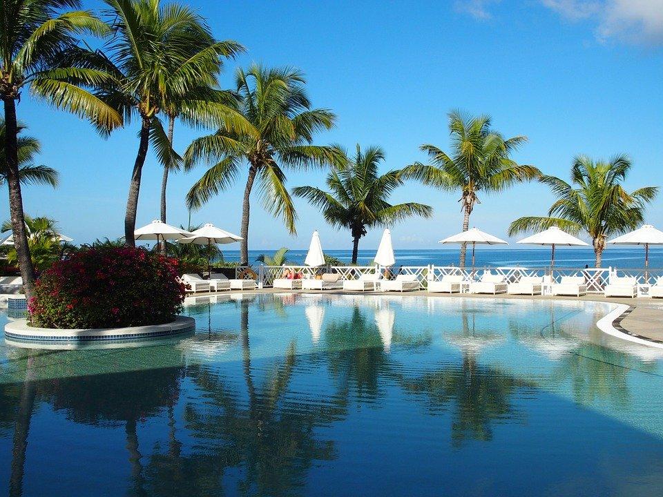 Mauritius Sea Beach